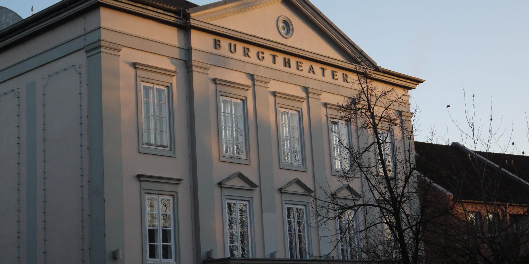 Burgtheater Ratzeburg. Foto: Anders
